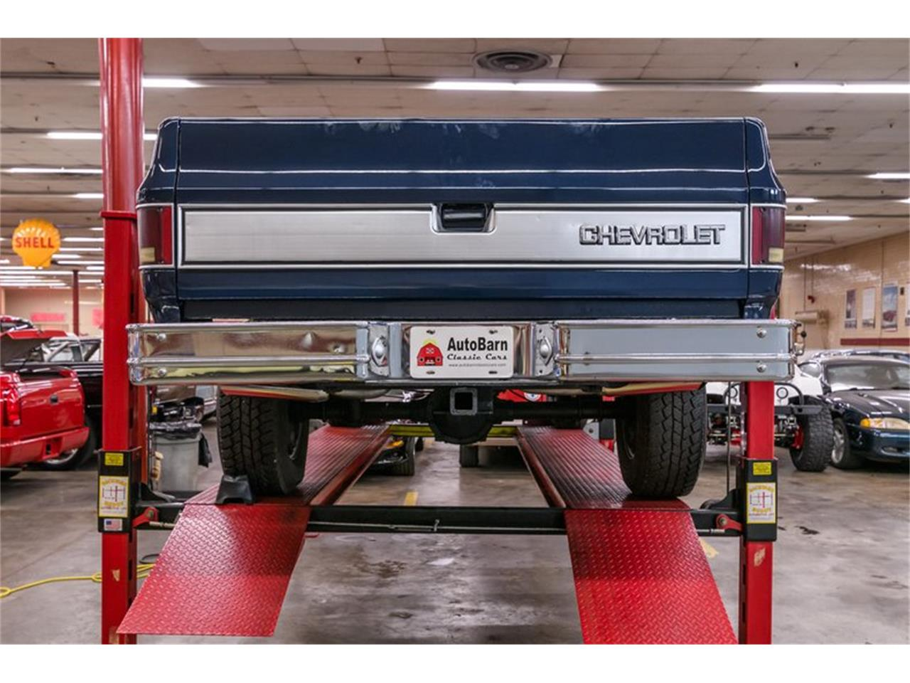 1984 Chevrolet C10 (CC-1322549) for sale in Concord, North Carolina