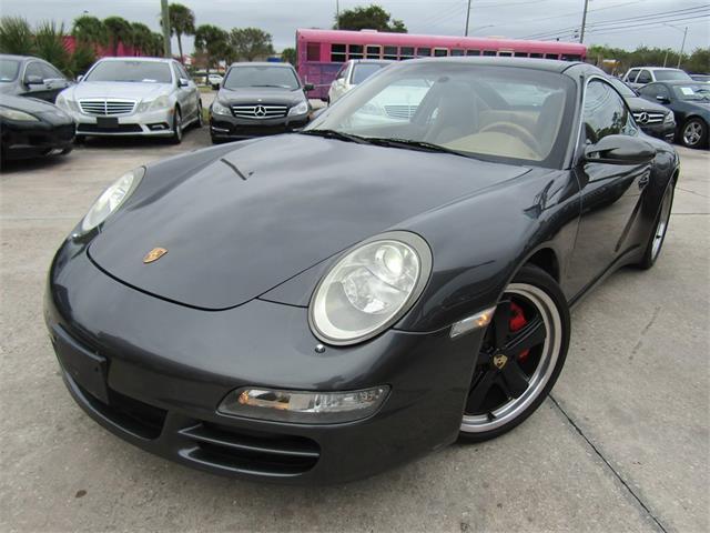 2008 Porsche 911 Carrera (CC-1322552) for sale in Orlando, Florida