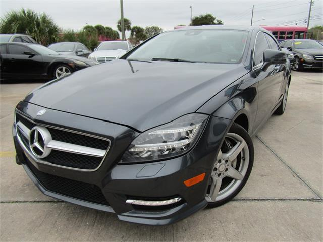 2014 Mercedes-Benz CLS-Class (CC-1322555) for sale in Orlando, Florida