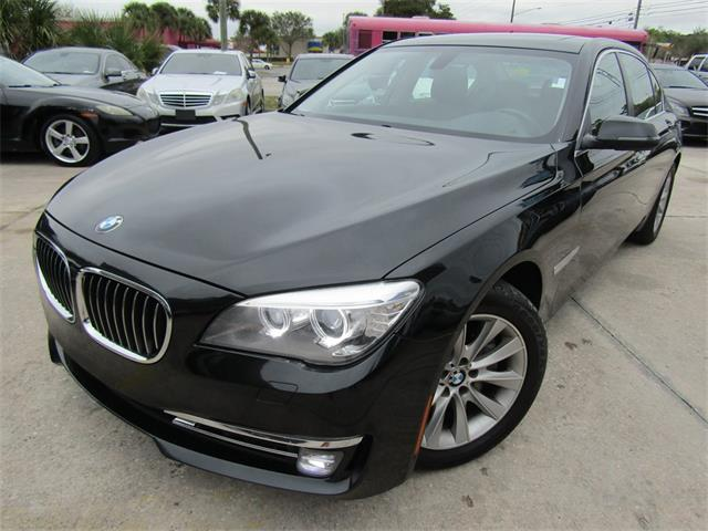 2013 BMW 7 Series (CC-1322557) for sale in Orlando, Florida