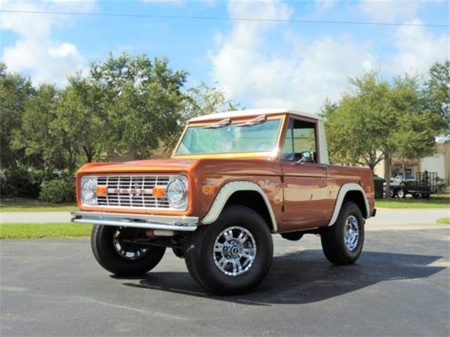 1976 Ford Bronco (CC-1322562) for sale in Punta Gorda, Florida