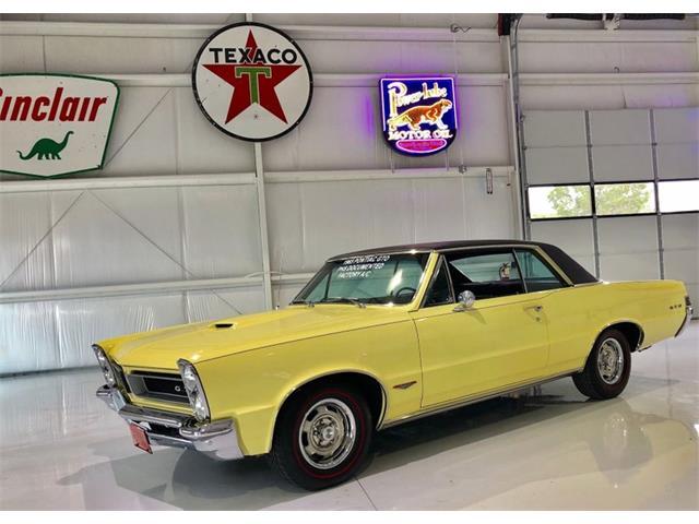 1965 Pontiac GTO (CC-1322566) for sale in Punta Gorda, Florida
