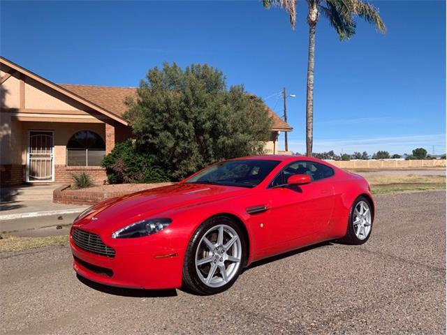 2006 Aston Martin Vantage (CC-1322568) for sale in Punta Gorda, Florida