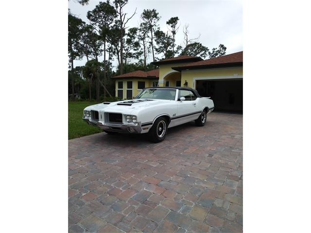 1971 Oldsmobile Cutlass (CC-1322569) for sale in Punta Gorda, Florida