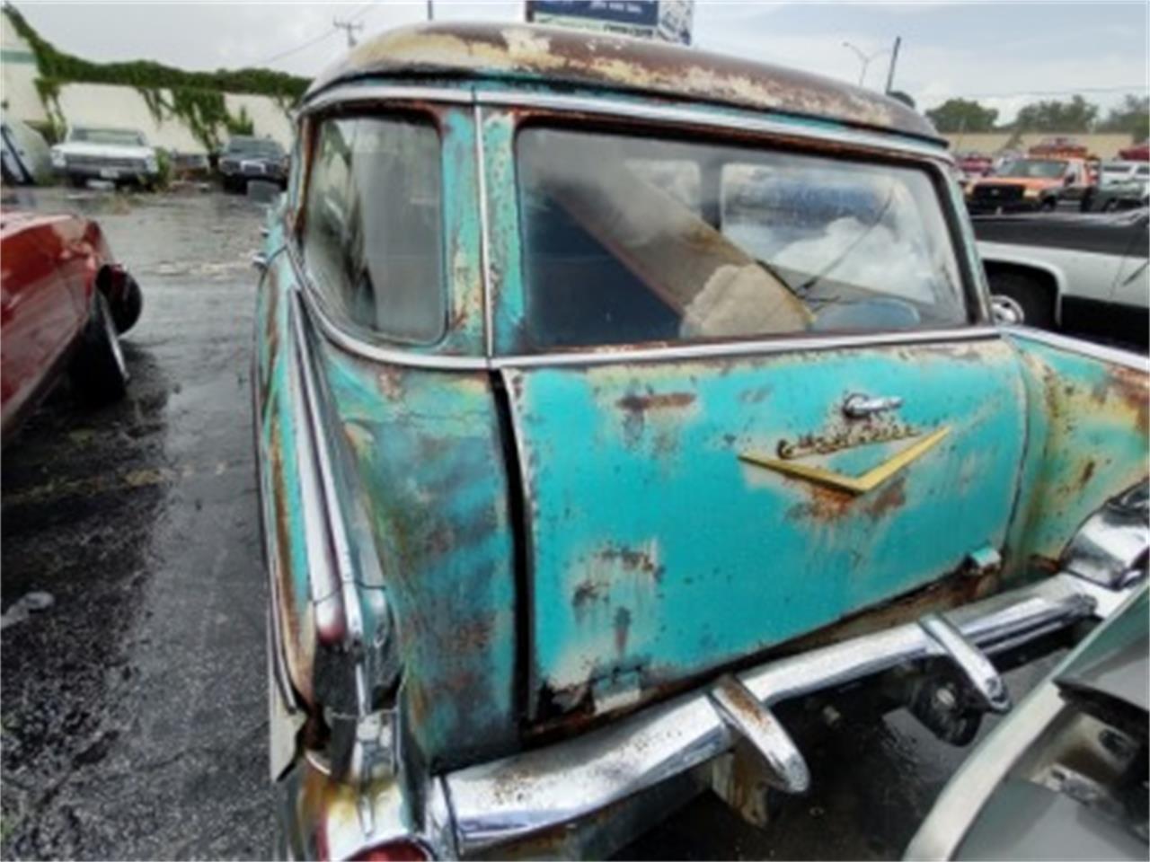 1957 Chevrolet Bel Air (CC-1322571) for sale in Miami, Florida