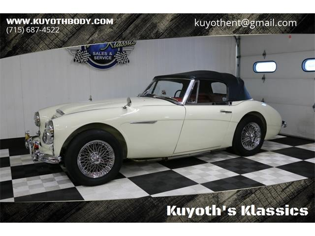 1963 Austin-Healey BJ7 (CC-1322589) for sale in Stratford, Wisconsin