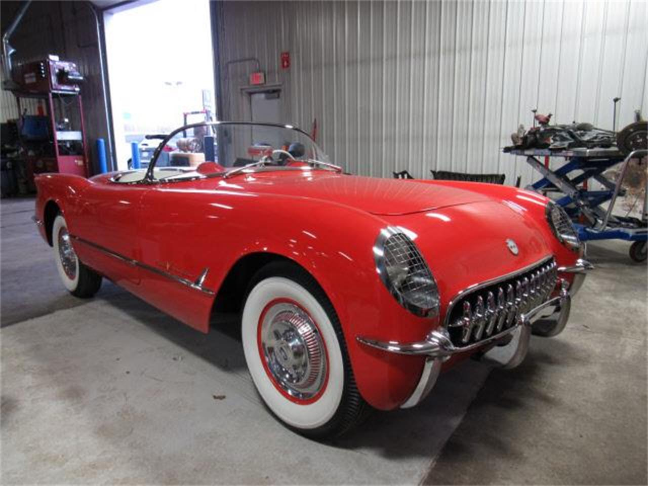 1955 Chevrolet Corvette (CC-1320259) for sale in New London, Wisconsin