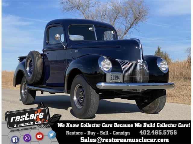 1941 Ford F100 (CC-1322593) for sale in Lincoln, Nebraska