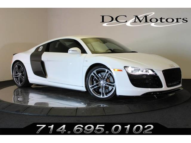 2010 Audi R8 (CC-1322595) for sale in Anaheim, California