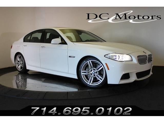 2012 BMW 5 Series (CC-1322596) for sale in Anaheim, California