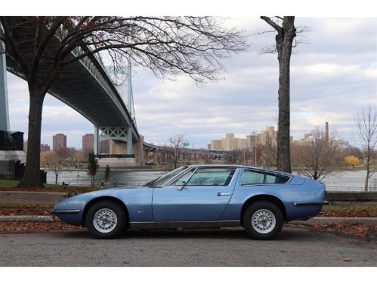 1971 Maserati Indy (CC-1320260) for sale in Astoria, New York