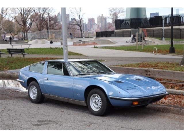 1971 Maserati Indy (CC-1320260) for sale in Astoria, New York