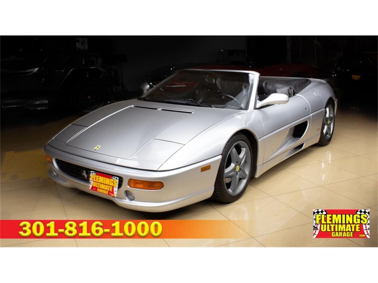1999 Ferrari F355 (CC-1322602) for sale in Rockville, Maryland