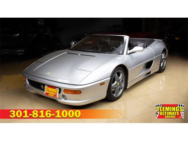 1999 Ferrari F355 (CC-1322602) for sale in Rockville, Maryland