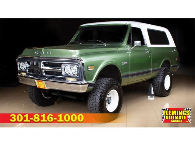 1972 GMC Jimmy (CC-1322605) for sale in Rockville, Maryland