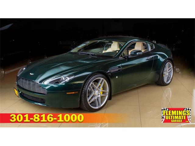 2007 Aston Martin Vantage (CC-1322608) for sale in Rockville, Maryland
