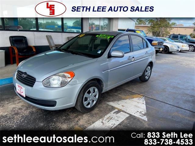 2010 Hyundai Accent (CC-1322617) for sale in Tavares, Florida