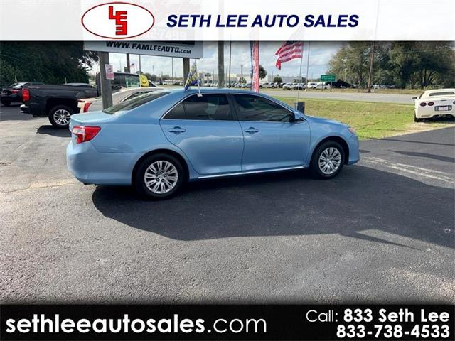 2013 Toyota Camry (CC-1322619) for sale in Tavares, Florida