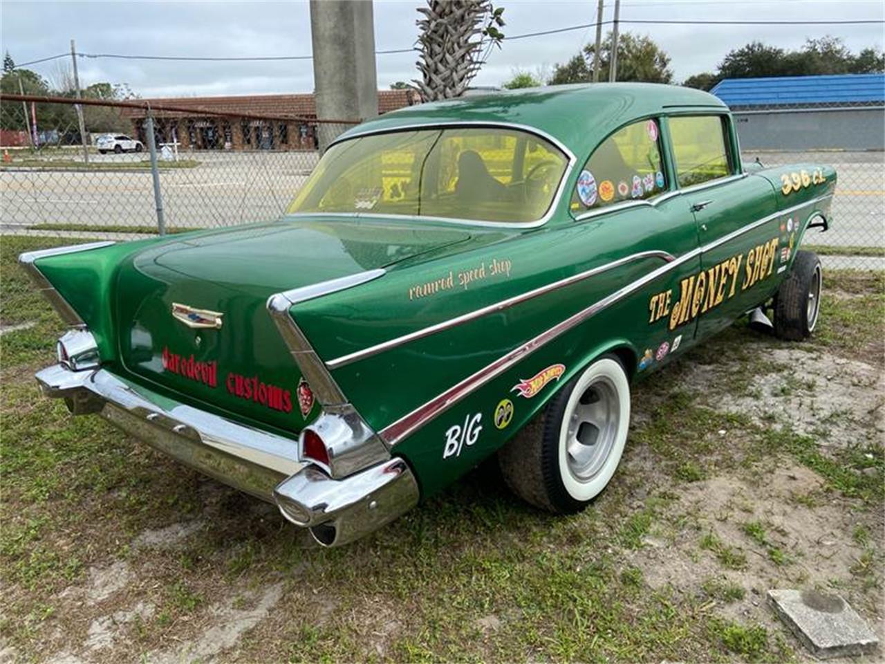 1957 Chevrolet 210 (CC-1322620) for sale in Westford, Massachusetts
