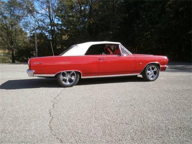 1964 Chevrolet Malibu (CC-1322625) for sale in Cadillac, Michigan