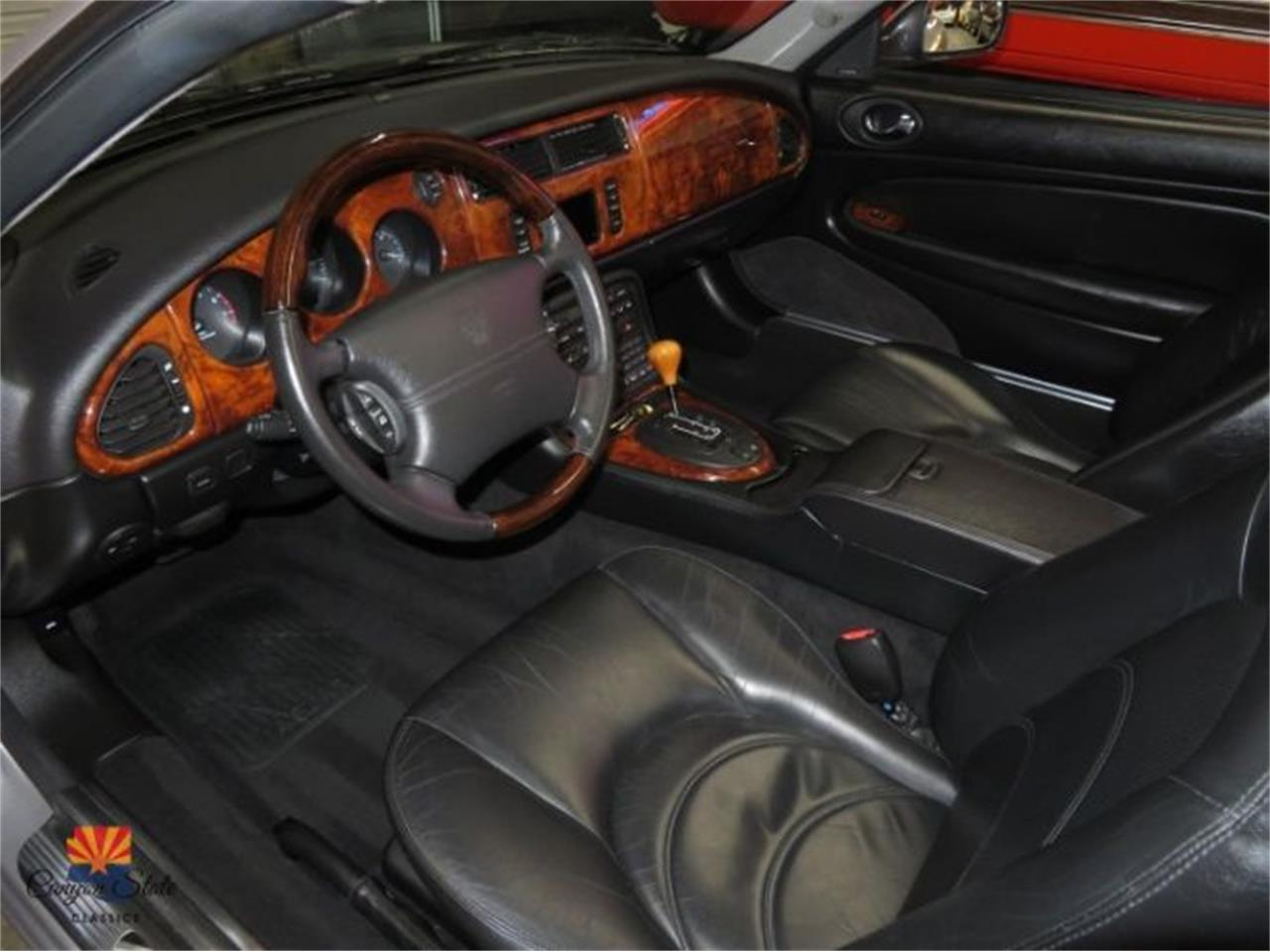 2002 Jaguar XKR (CC-1322640) for sale in Cadillac, Michigan