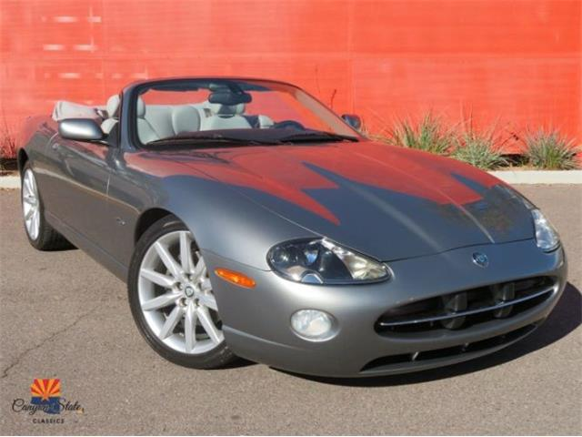 2005 Jaguar XK8 (CC-1322642) for sale in Cadillac, Michigan