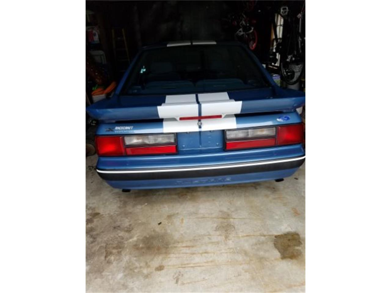 1988 Ford Mustang (CC-1322651) for sale in Cadillac, Michigan