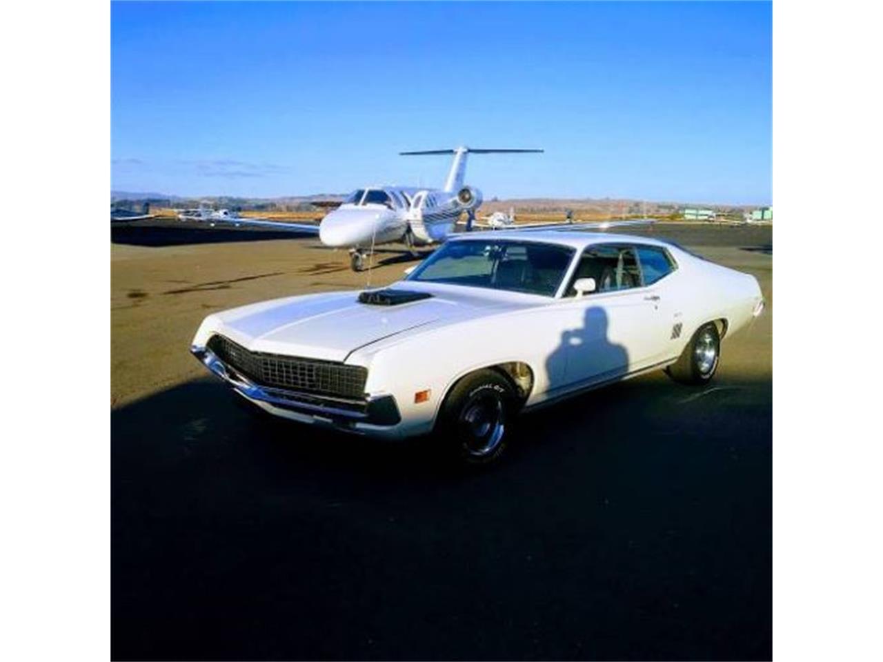 1970 Ford Torino (CC-1322652) for sale in Cadillac, Michigan