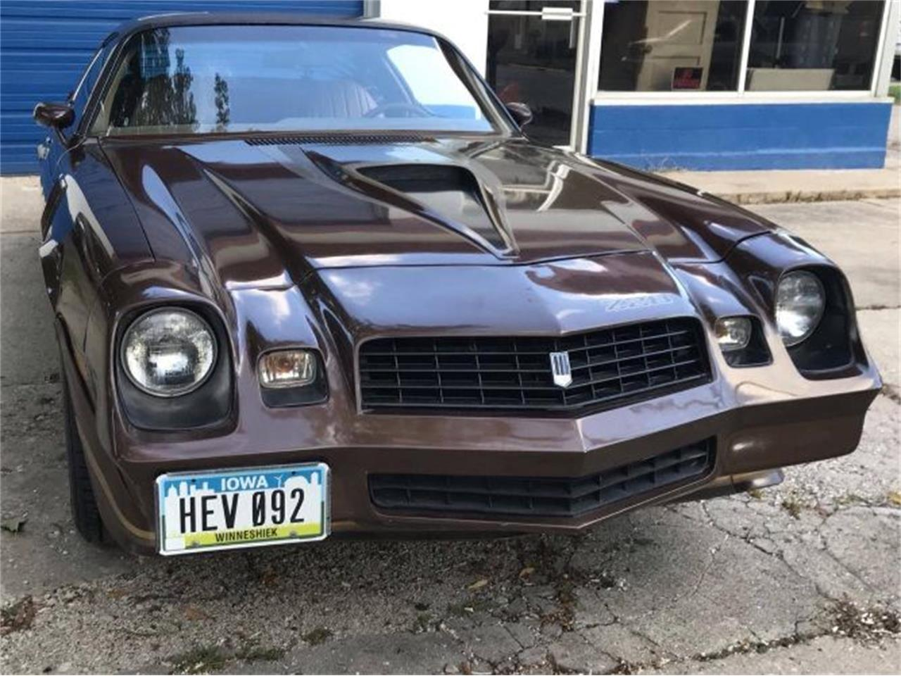 1979 Chevrolet Camaro (CC-1322655) for sale in Cadillac, Michigan