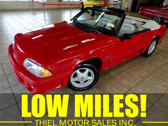 1993 Ford Mustang (CC-1322658) for sale in De Witt, Iowa