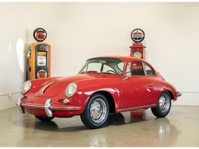 1962 Porsche 356 (CC-1322664) for sale in Pleasanton, California
