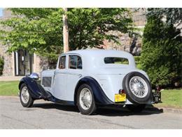 1937 Bentley Saloon (CC-1320267) for sale in Astoria, New York