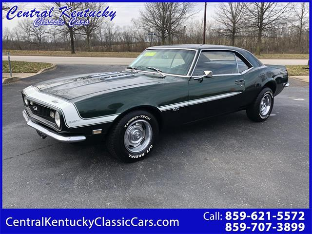 1968 Chevrolet Camaro SS (CC-1322670) for sale in Paris , Kentucky