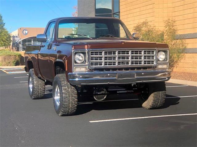 1979 Chevrolet C/K 10 (CC-1322671) for sale in Tempe, Arizona