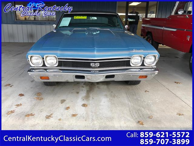 1968 Chevrolet Chevelle SS (CC-1322672) for sale in Paris , Kentucky