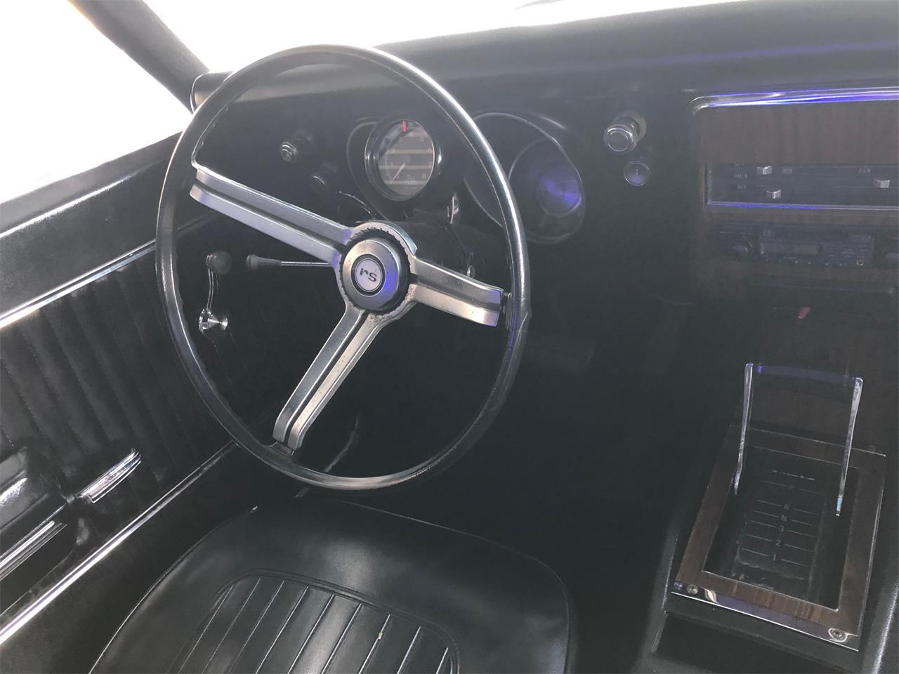 1968 Chevrolet Camaro RS (CC-1322673) for sale in Paris , Kentucky