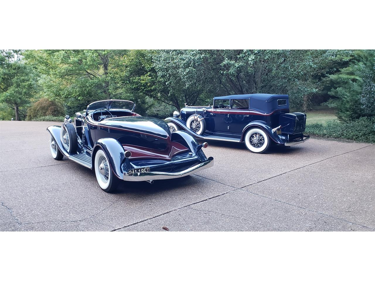 1931 Auburn 8-98A (CC-1322674) for sale in Brentwood, Tennessee