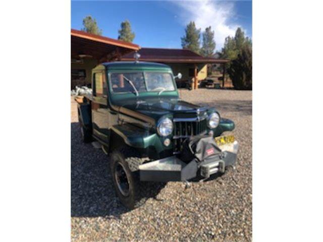 1955 Jeep 4x4 (CC-1322682) for sale in Camp Verde , Arizona