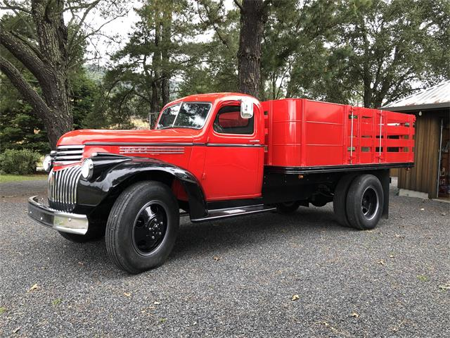 1946 Chevrolet 1-1/2 Ton Pickup (CC-1322686) for sale in Healdsburg, California