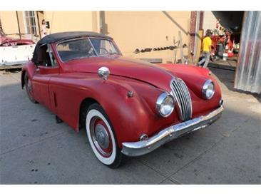1956 Jaguar XK140 (CC-1320269) for sale in Astoria, New York