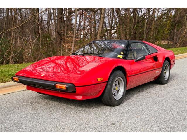 1978 Ferrari 308 (CC-1320027) for sale in Greensboro, North Carolina