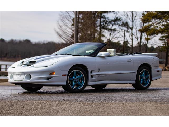 1999 Pontiac Firebird Trans Am WS6