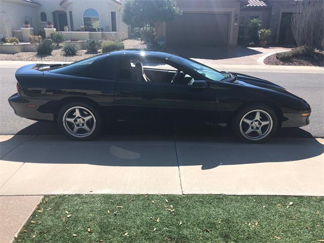1997 Chevrolet Camaro SS Z28 (CC-1322705) for sale in Buckeye, Arizona
