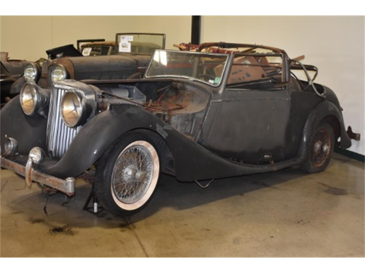 1948 Jaguar Mark IV (CC-1320271) for sale in Astoria, New York