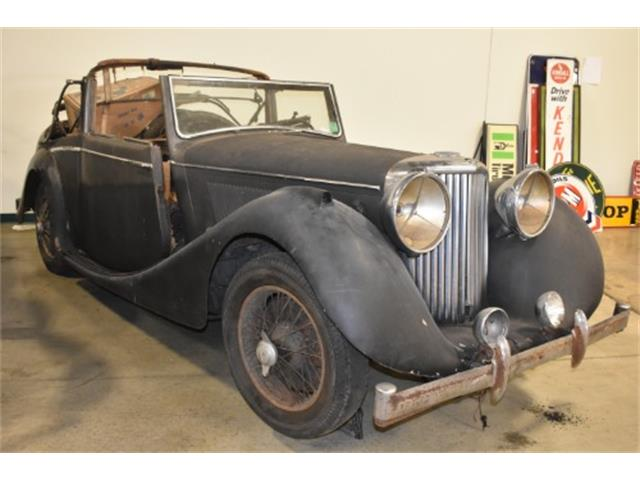 1948 Jaguar Mark IV (CC-1320271) for sale in Astoria, New York