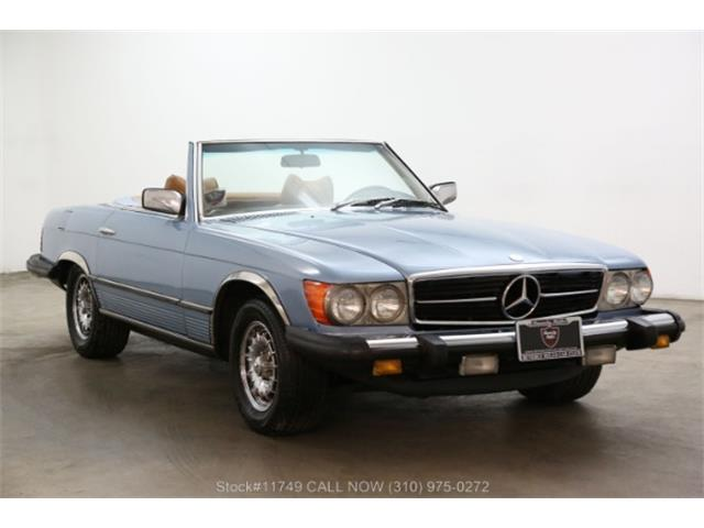 1979 Mercedes-Benz 450SL (CC-1322715) for sale in Beverly Hills, California