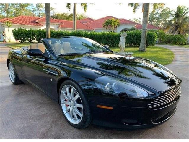 2006 Aston Martin DB9 (CC-1322722) for sale in Punta Gorda, Florida