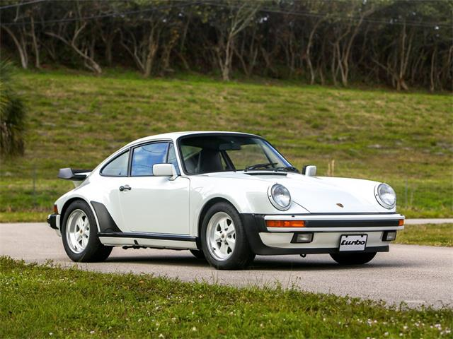 1987 Porsche 911 Turbo (CC-1322734) for sale in Palm Beach, Florida