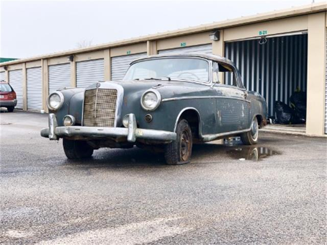 1957 Mercedes-Benz 220S (CC-1322736) for sale in Astoria, New York
