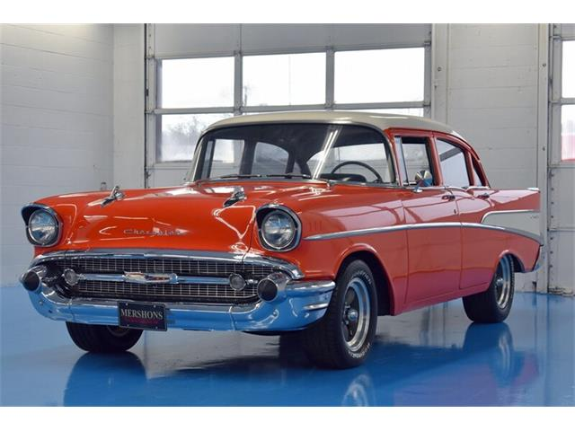 1957 Chevrolet Bel Air (CC-1322738) for sale in Springfield, Ohio